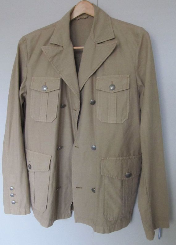 Men's Jacket Designed by Brian Dales Made in Italy by ATOMICDOG67, $45.00