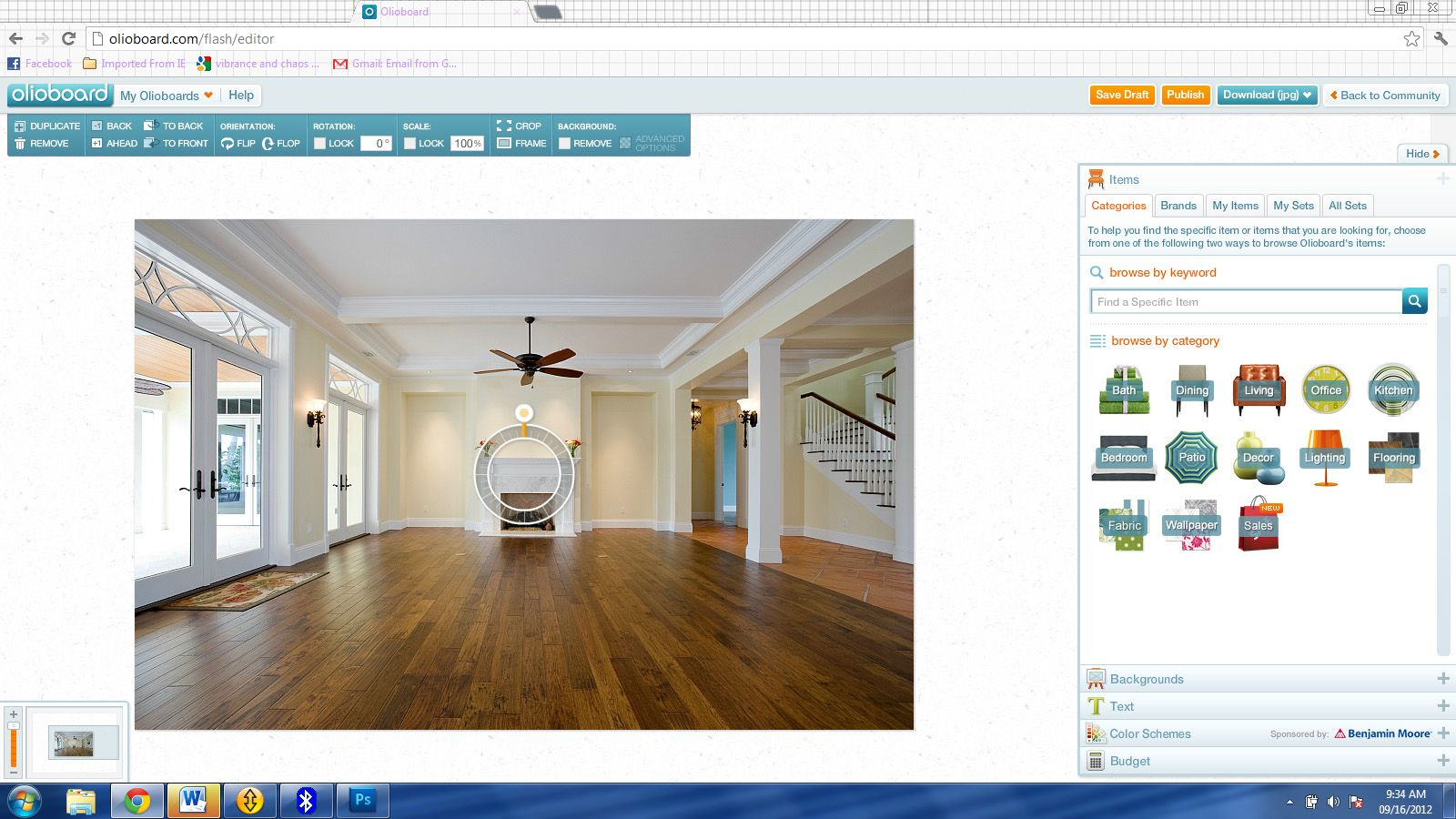 Living Room Interior Kitchen Interior Design Planner 5d