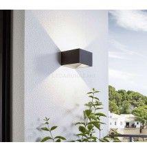 Eglo Monfero – 95102 – kültéri falra szerelhető LED lámpa, antracit, 9 W, 306 lm, 3000K melegfehér