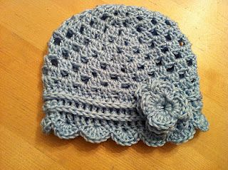 b669aa205 Crochet Hat: Free Pattern REALLY cute, and with some color ...