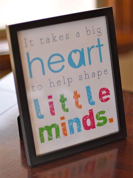 Home Dzine Craft Ideas - Adorable, quick and easy teacher ...