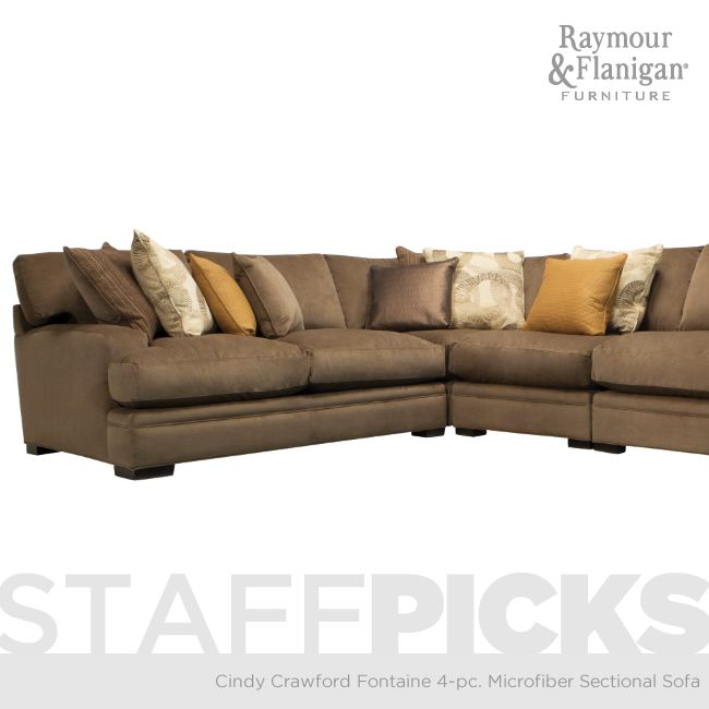 Cindy Crawford Fontaine Sectional