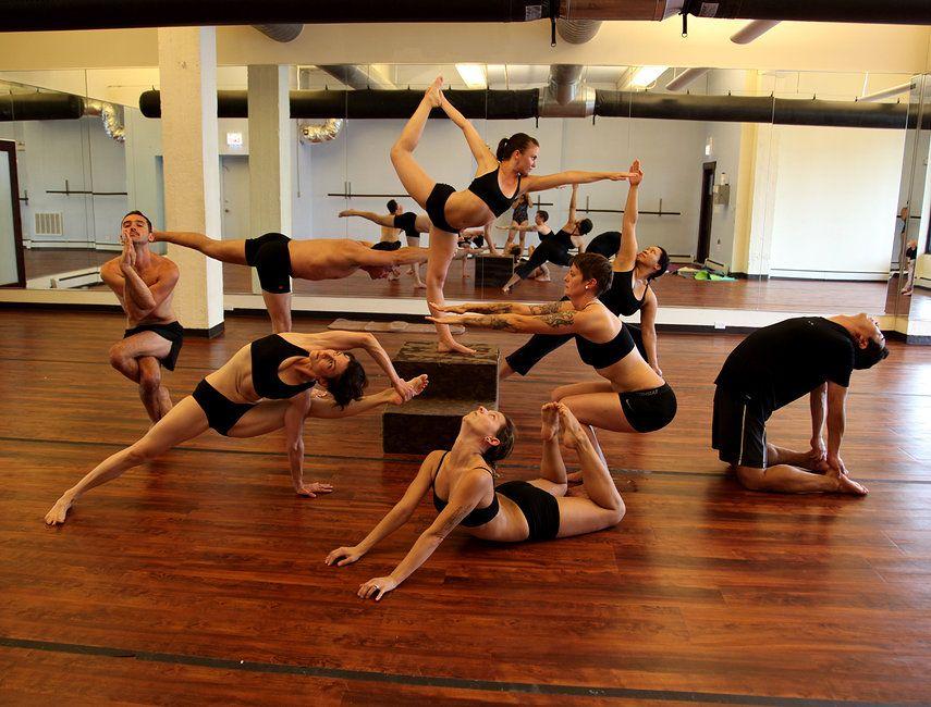 Bikram yoga strip district pa