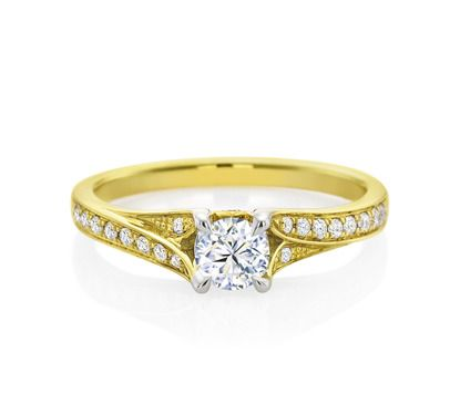 bc911495cd845 The Forevermark Diamond Collection available exclusively at ...