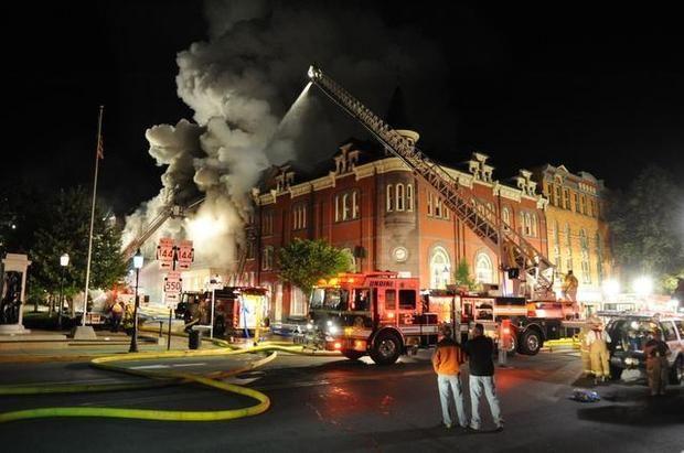 Bellefonte One Year Later Hotel Do De Fire Still Stings
