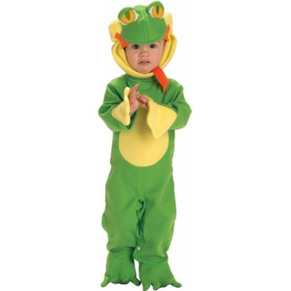 Baby Freddy Frog Costume  sc 1 st  Pinterest : baby frog halloween costumes  - Germanpascual.Com