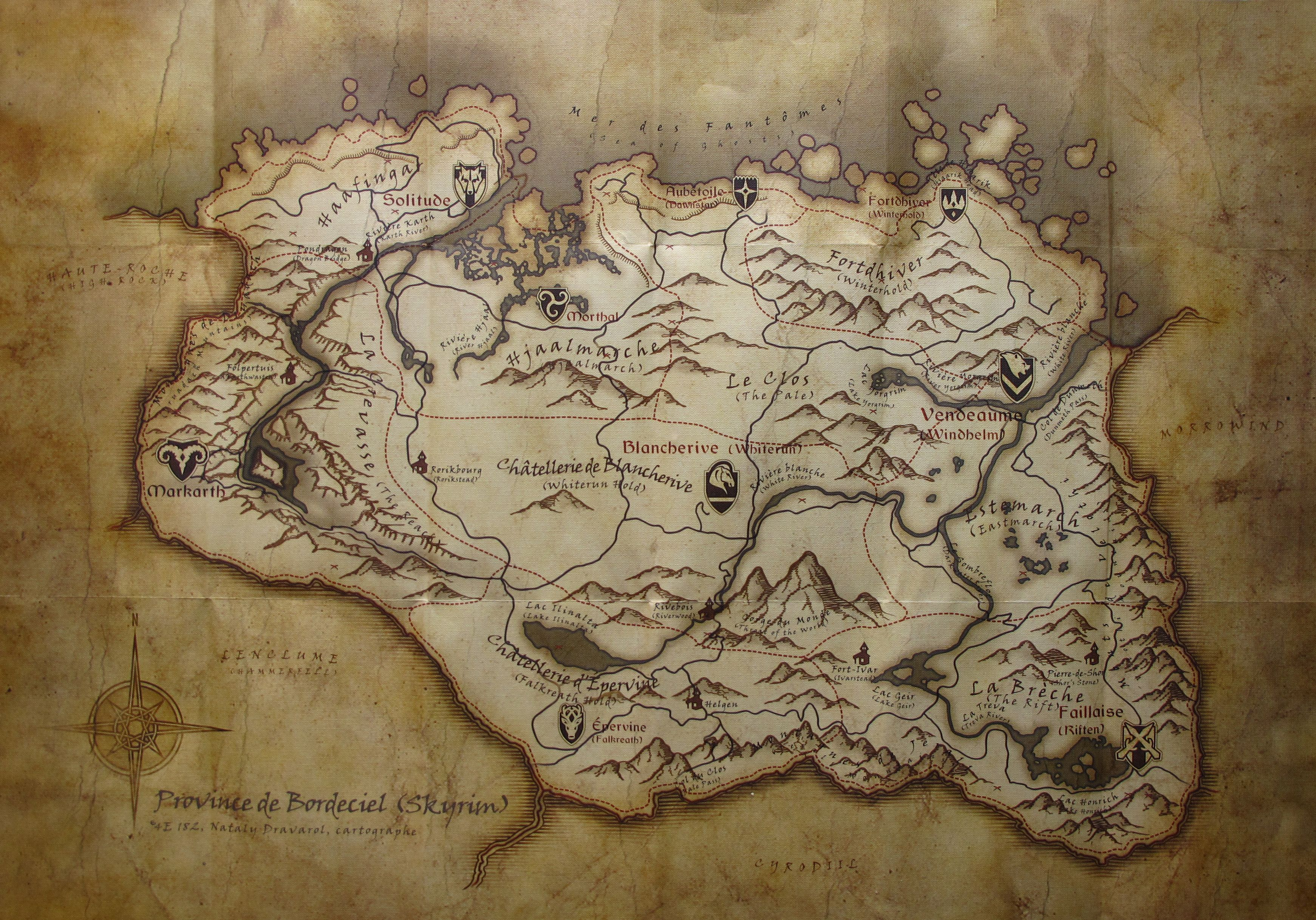 picture regarding Printable Skyrim Map called Movie Match - skyrim Wallpaper Video clip online games Skyrim, Skyrim