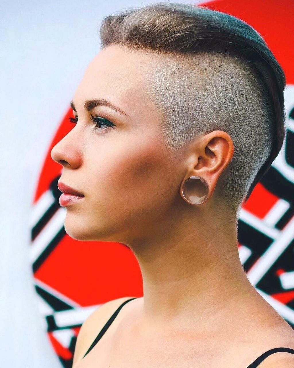 Shaved sides haircut men pin by david connelly on side shaved haircuts   pinterest