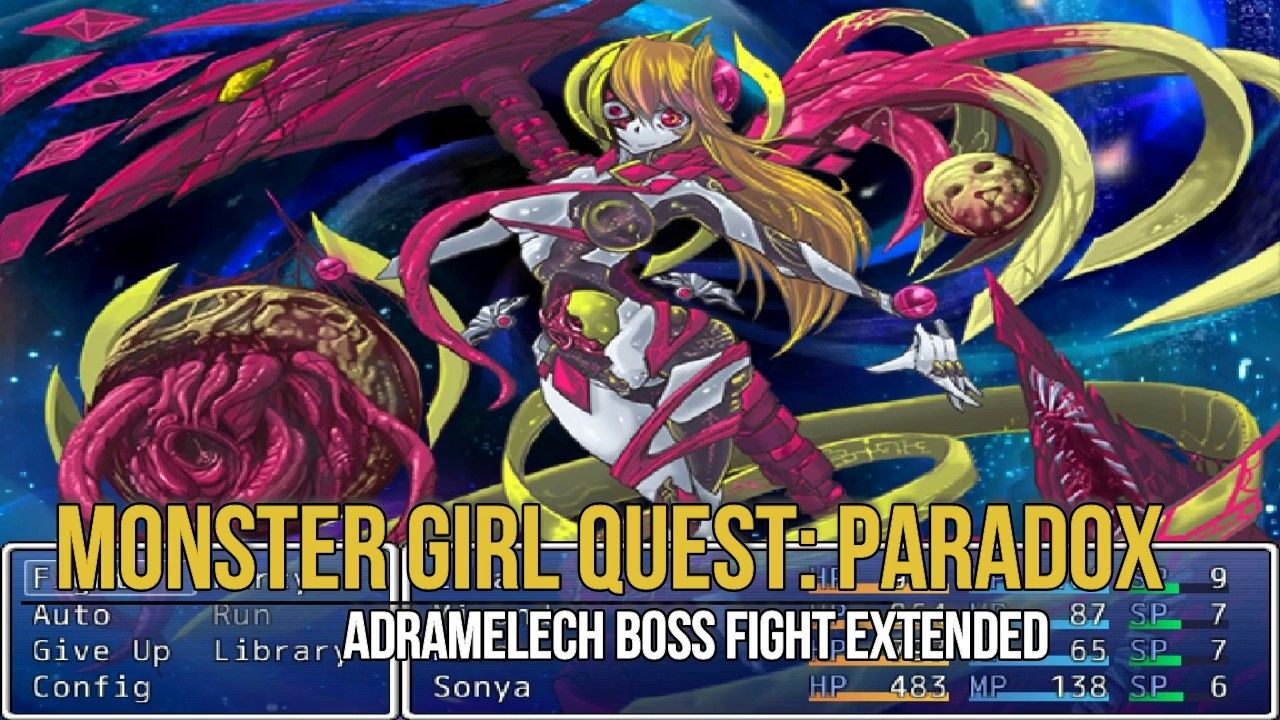 Monster Girl Quest Alma Elma
