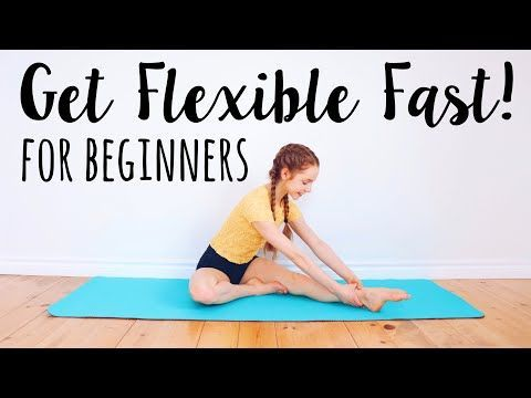 stretches for the inflexible beginner flexibility routine
