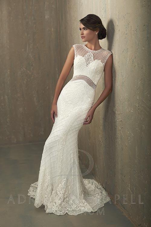 Adrianna Papell 31056 Nicole Wedding Dress | MadameBridal.com ...