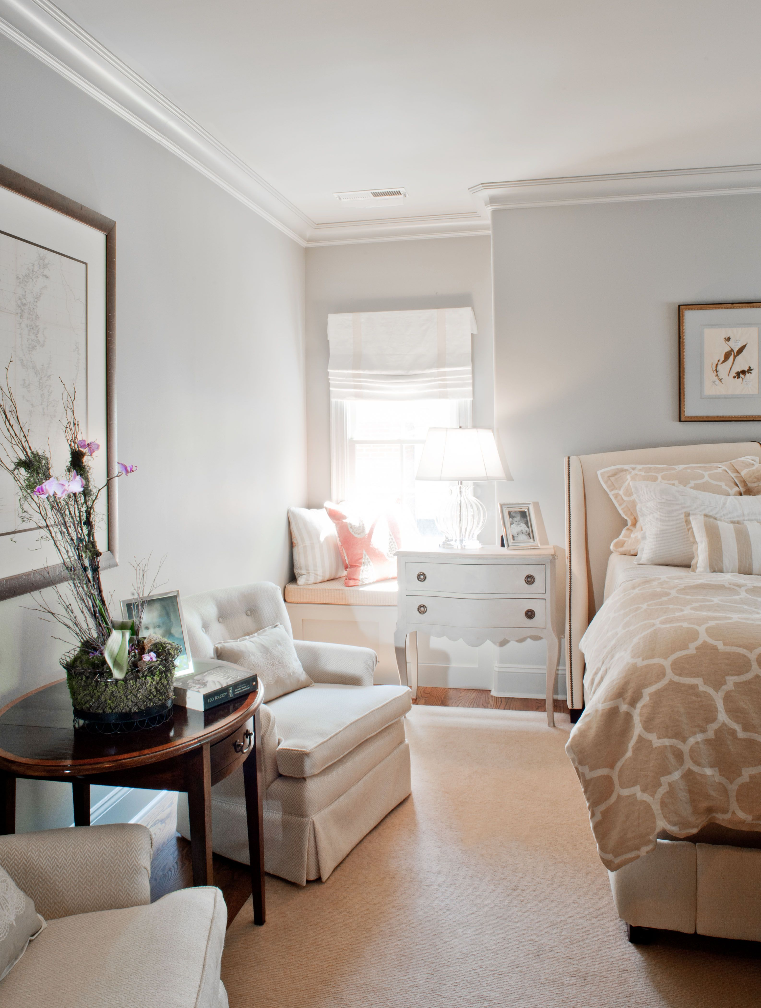 Lauracaseyinteriors master bedroom so peaceful serene
