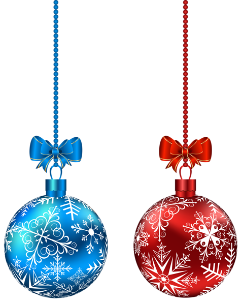 blue and red hanging christmas balls png clip art image rh pinterest co uk christmas card clipart templates christmas card clip art free printable