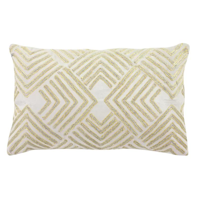 Jain Rectangular Boho Chic Lumbar Pillow Joss Main Decorative Pillows Pillows Elegant Throw Pillows