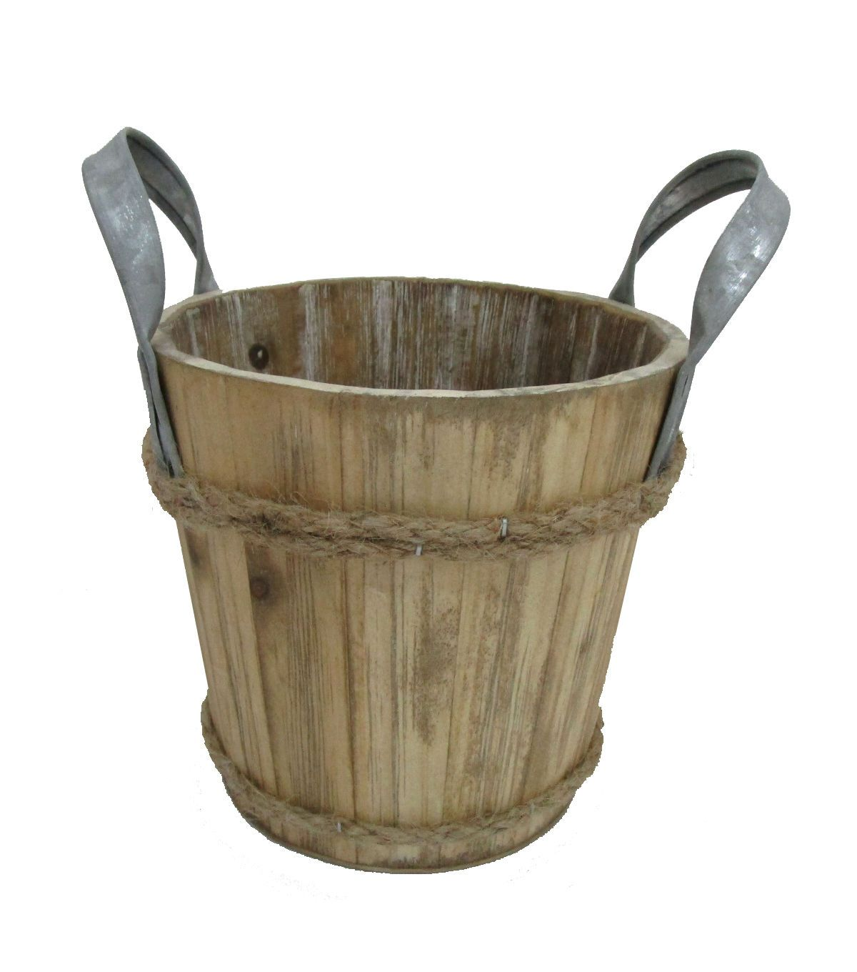 Blooming Autumn Small Wooden Bucket | Products | Pinterest