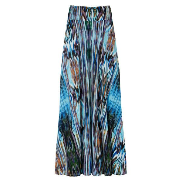 Merch Blog found on Polyvore; I like this skirt because it sort of looks like the stars blurring by in the jump to hyperdrive