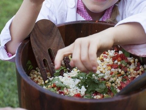 getting kids excited about food Food, Cooking recipes