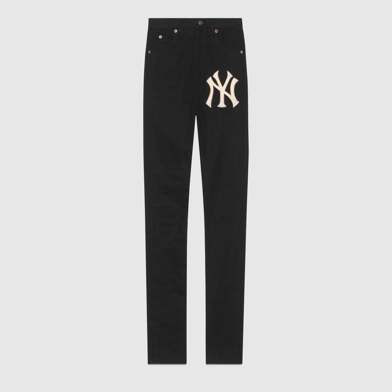 Pantalones Yankees Mujer