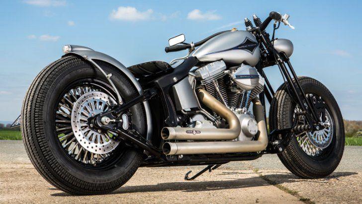 Softail Project - Harley-Davidson FXST Softail von  Udo Kohse