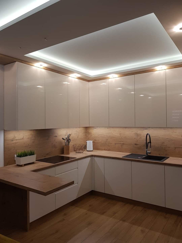 Pin By Jerzy Stolarz On Kuchnia In 2020 Simple Kitchen Design Modern Kitchen Interiors Kitchen Inspiration Design