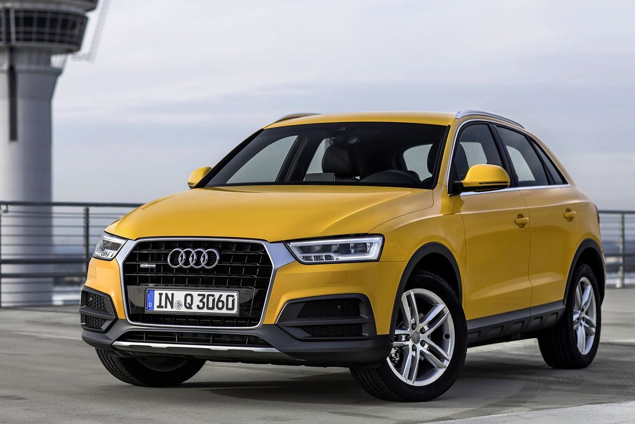 Audi India has launched the new Audi Q3 1.4 TFSI FWD at