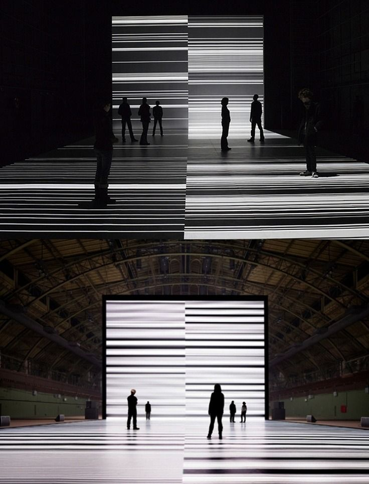 Design Fundamentals: #lightartinstallation