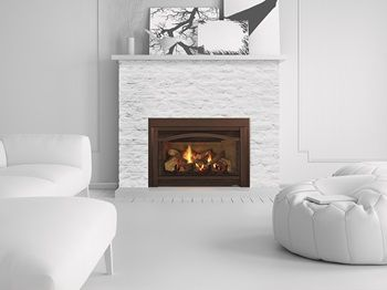 Heat And Glo Grand I35 Gas Insert Gas Insert Fireplace