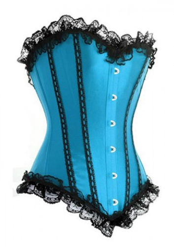 Awesome Overbust Corset by After the Rain