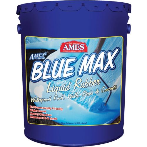 $179 Ames® Blue Max Liquid Rubber Basement Paint (BMX5RG