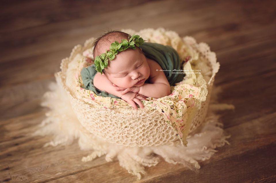 Newborn bowl basket photography props newborn props baby bowl newborn basket deep lace vintage bowl photo props