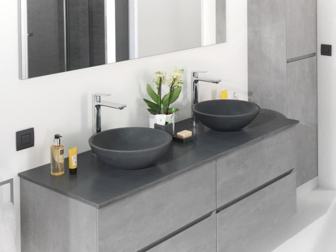 Composiet Wasbak Badkamer : Kleine wasbak badkamer kleine wastafel en meubel met opbergruimte