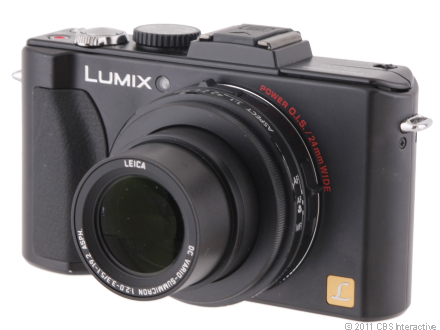 Panasonic Lumix DMC-LX5  like and point and shoot but has manual focus