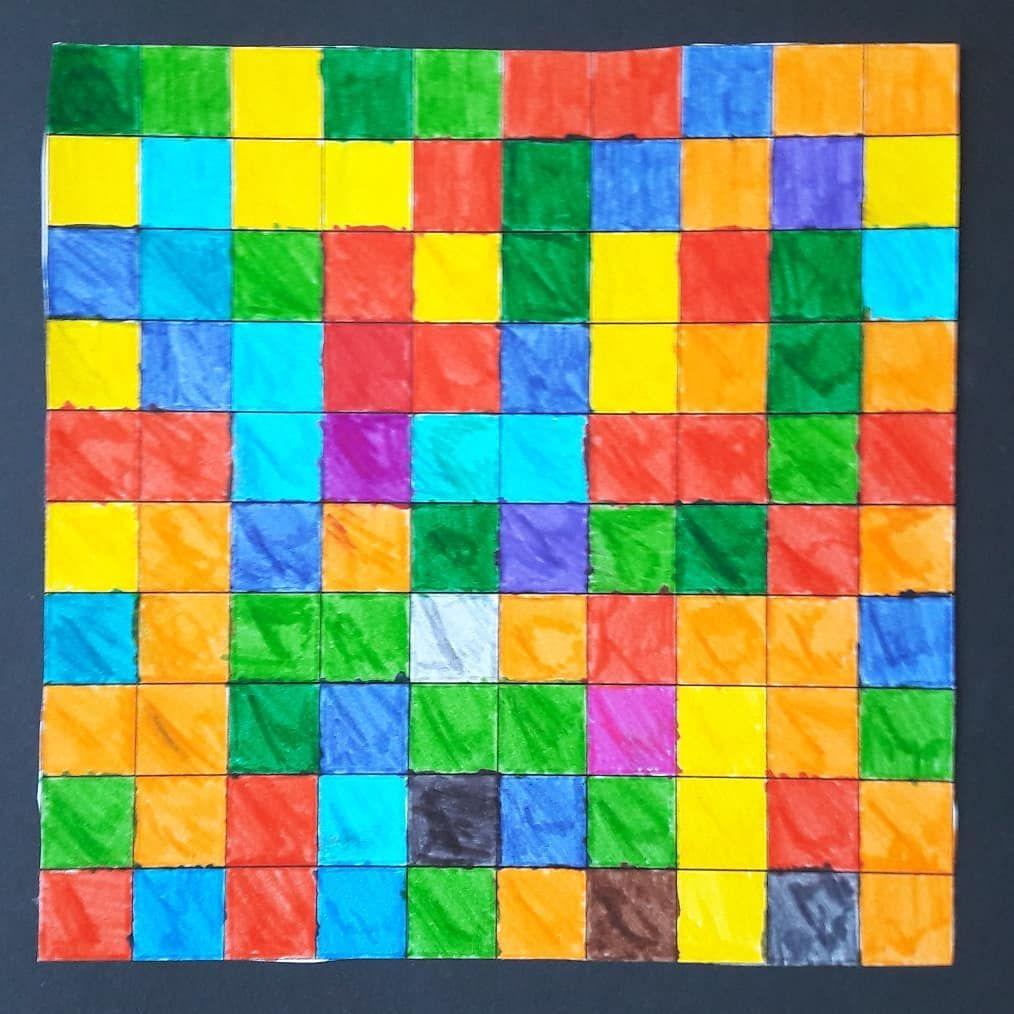 Werbung Unbezahlt Zufallsbilder Nach Gerhard Richter Dieses Bild Habe Ich Mit Meiner 2 Klasse Gemalt Ist Kunst Grundschule Gerhard Richter Kunststunden
