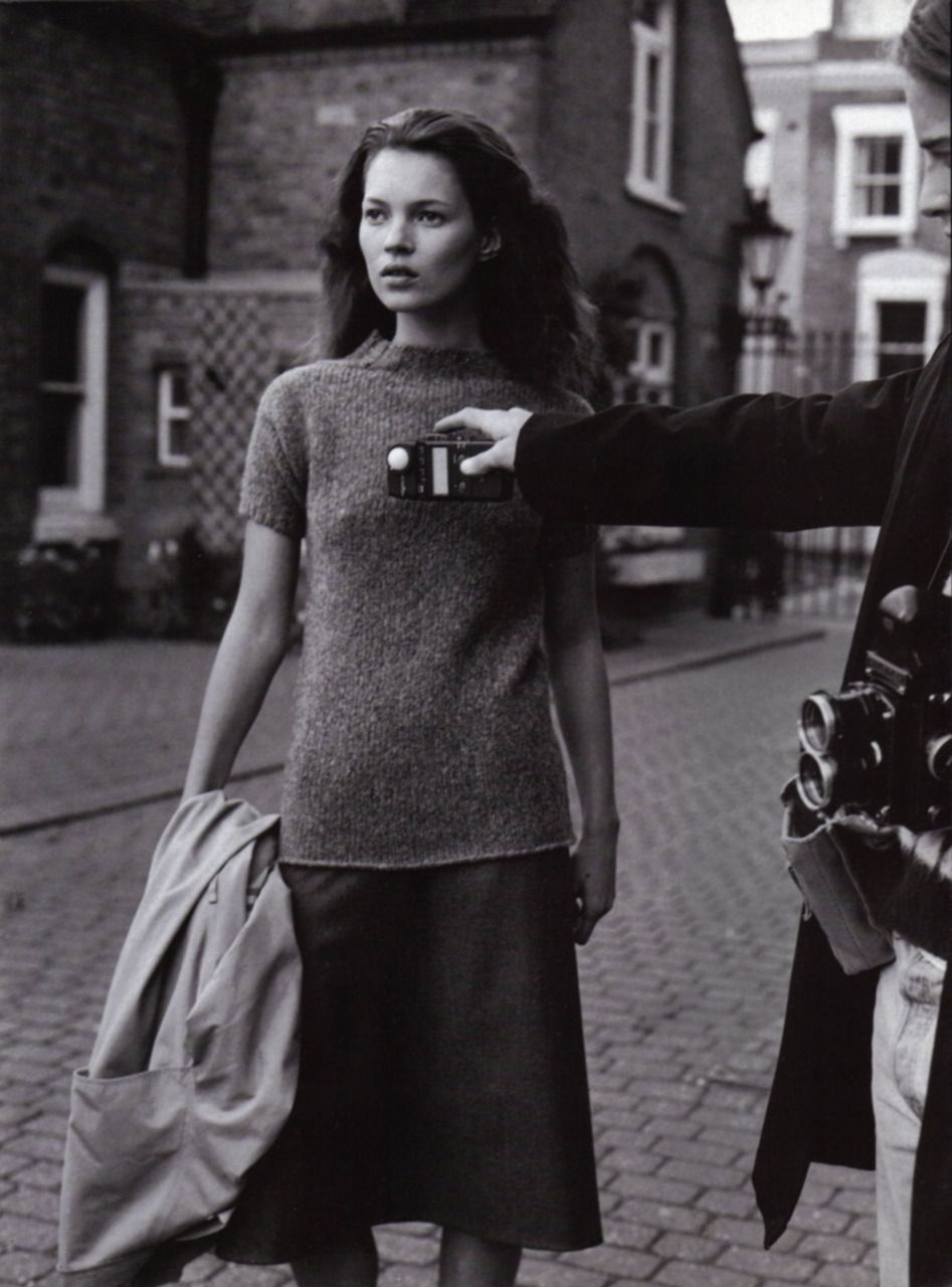 Kate Moss was shocked by a photograph in the form of a naughty nun 23.10.2012 59
