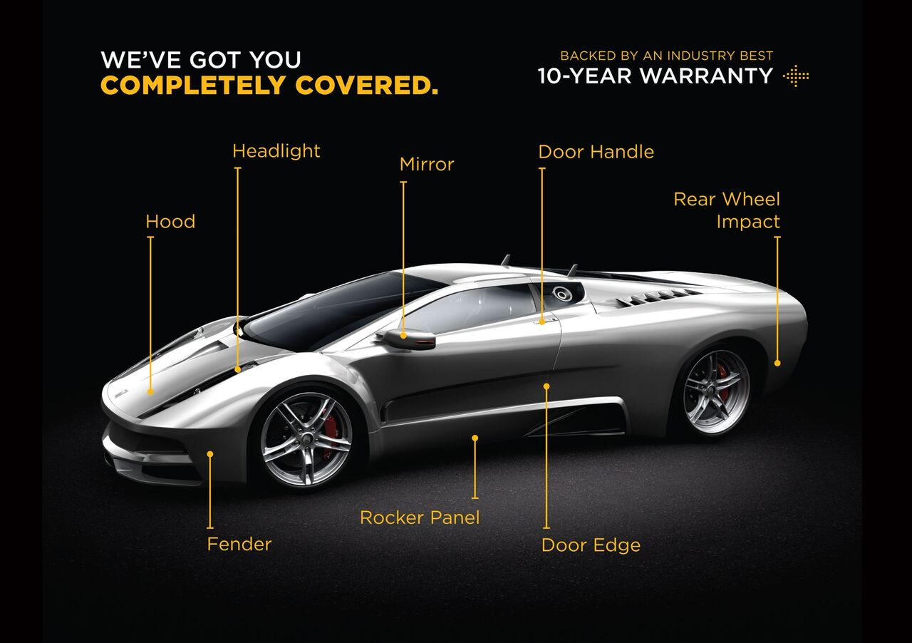 Drop your car off with the Top Gear Paint_Protection