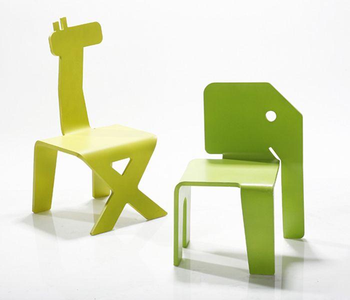 Zelig Furniture Kids Furniture Furniture Playroom - Animal-chairs-for-children