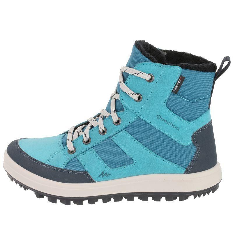 Turystyka 5 49 Obuwie Buty Zimowe Arpenaz 700 Dzieci Quechua Obuwie Junior Sport Boots Hiking Boots Top Sneakers