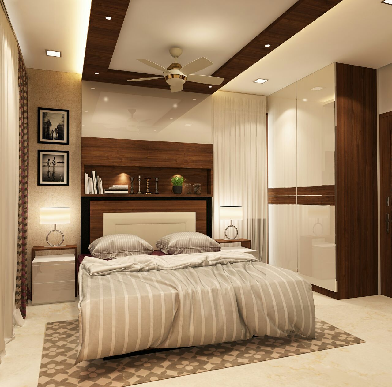 New Home Designs Latest Luxury Homes Interior Decoration: Master Bedrooms Guest Bedrooms Interior Design By Nagesh