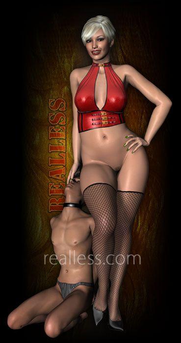 Domination female humiliation petticoated public sissies-3743