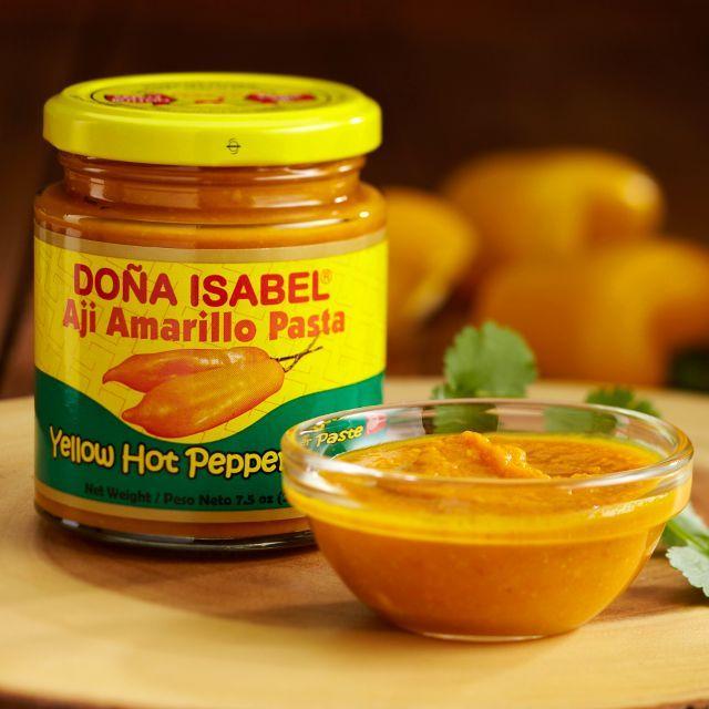 Peruvian Recipes Using Aji Amarillo Hot Yellow Pepper
