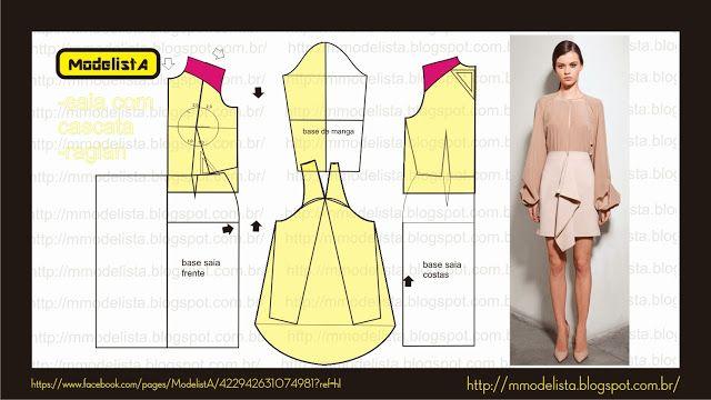 DUAS PEÇAS - TWO PARTS Two pieces of fashion designer Alessia Giacobino.