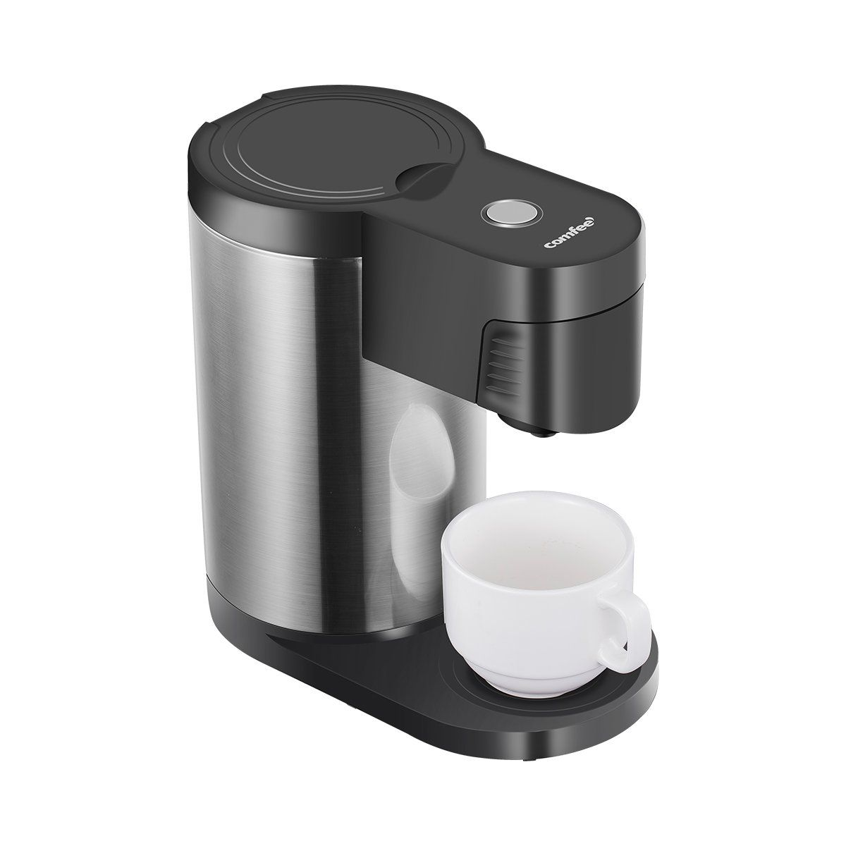Comfee Single Serve Coffee Maker Brewers One Cup Coffee Mechine For Most Single Cup Pods Including Pods Chec Single Serve Coffee Makers Coffee Maker Coffee