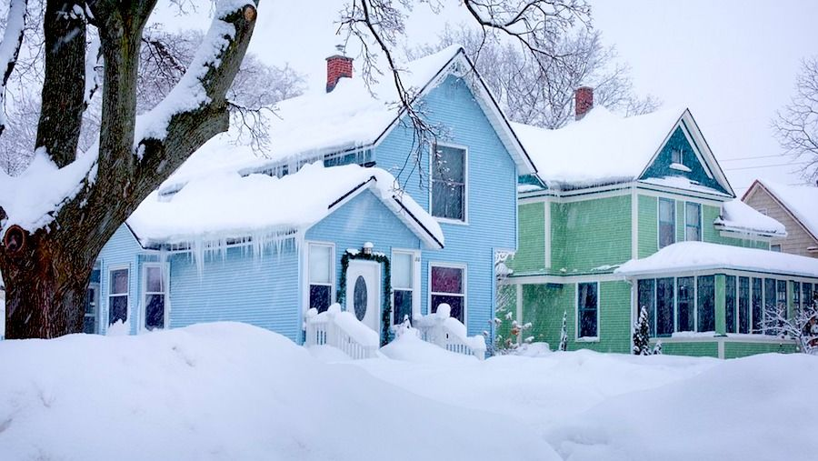 6 Tips to Winterize Your Home Winter house, Power outage