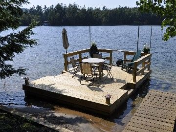 Pin By Meredith Kahl On K Beach Continued Lakefront Living Lake Vacation Rental Lake Cottage