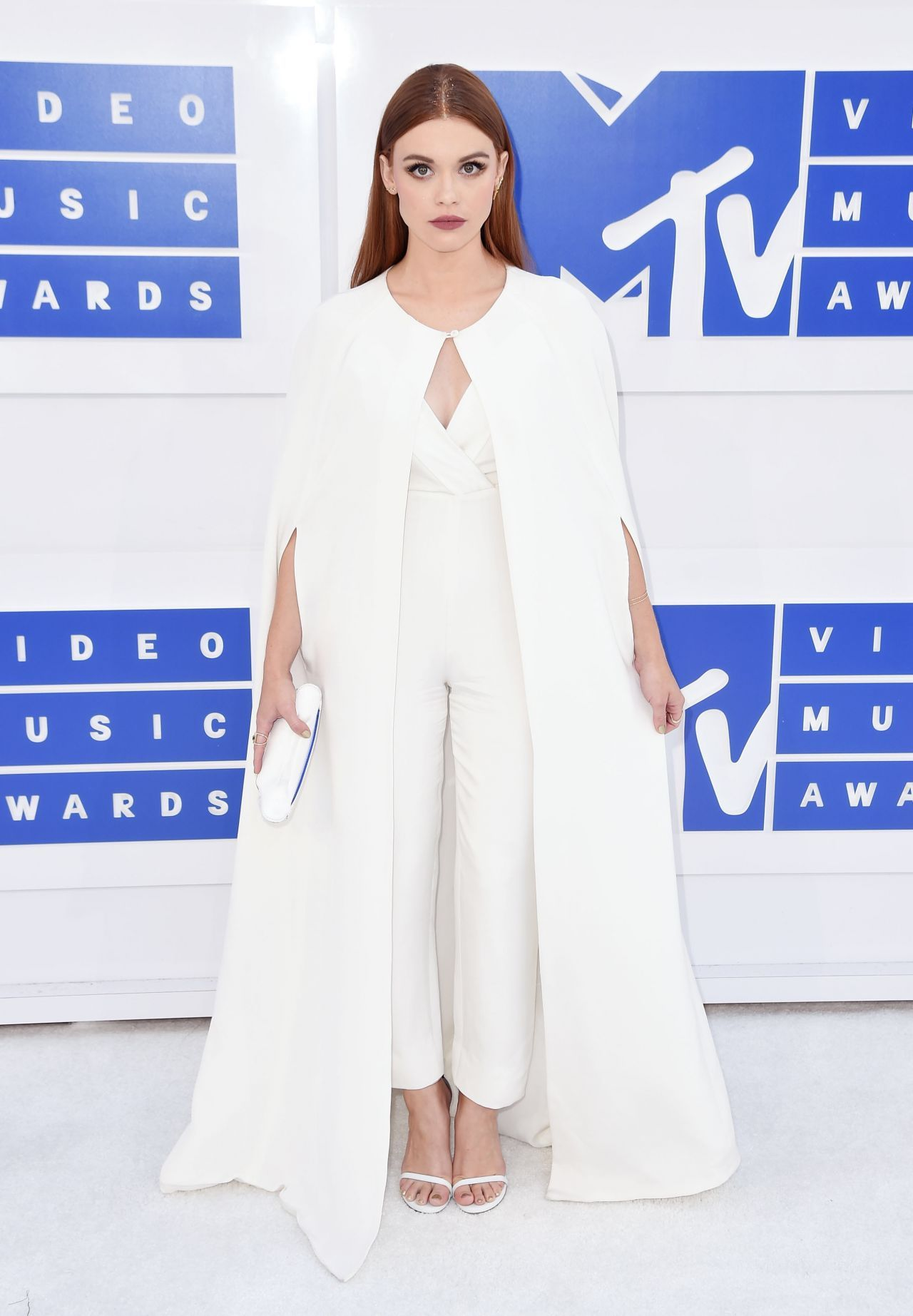 Holland Roden In Kayat At  Mtv Video Music Awards In New York City