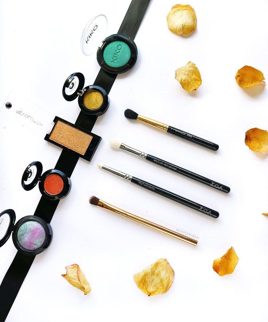 4 MustHave Eyeshadow Brushes For Beginners Beautybyrah