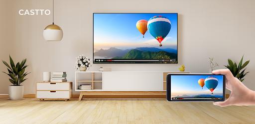 Screen Mirroring Es Una Tecnica Que Le Permite Reflejar Su Telefono Inteligente En La Pantalla Del Televisor Pued En 2021 Pantalla De Tv Telefonos Celulares Televisor