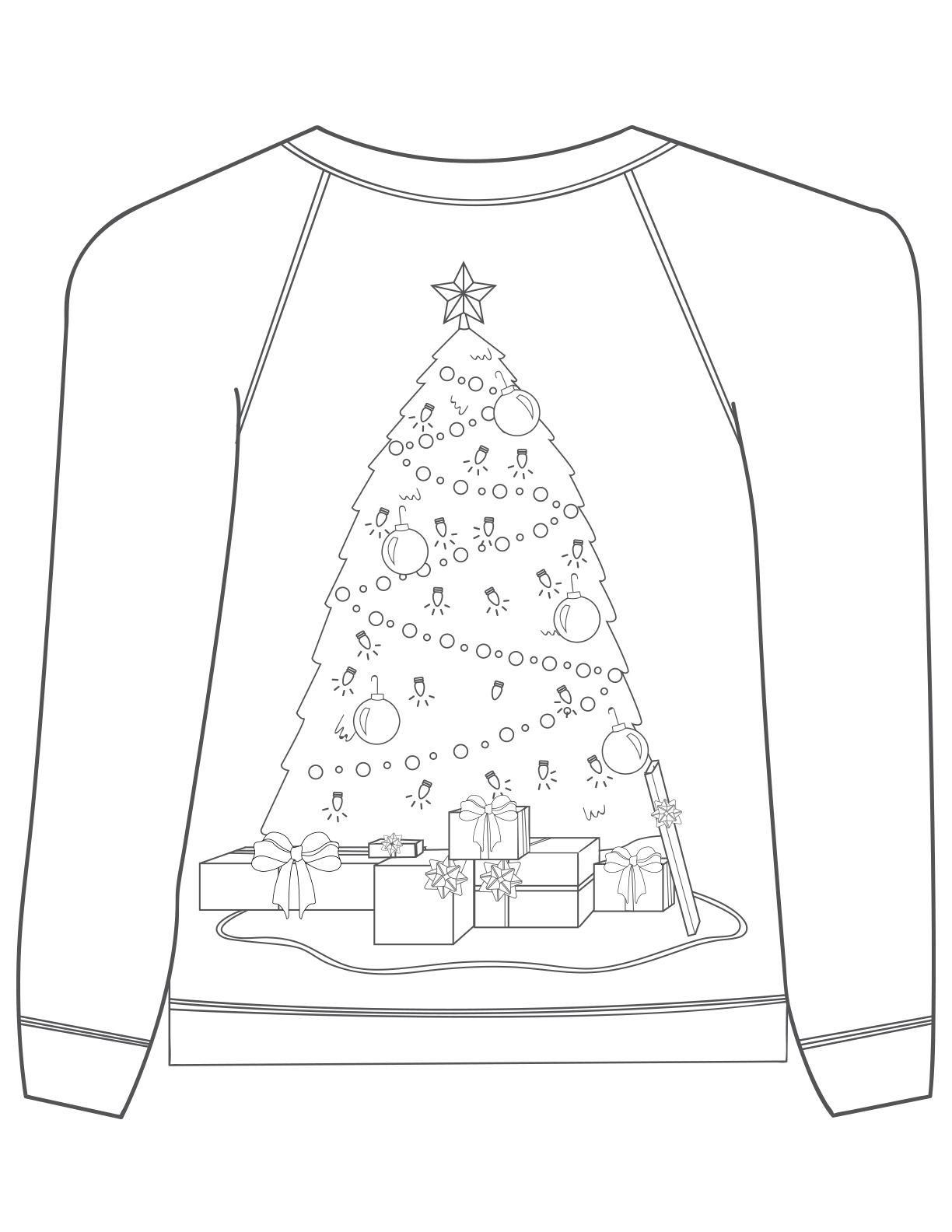 Coloring Sheets christmas Free christmas coloring