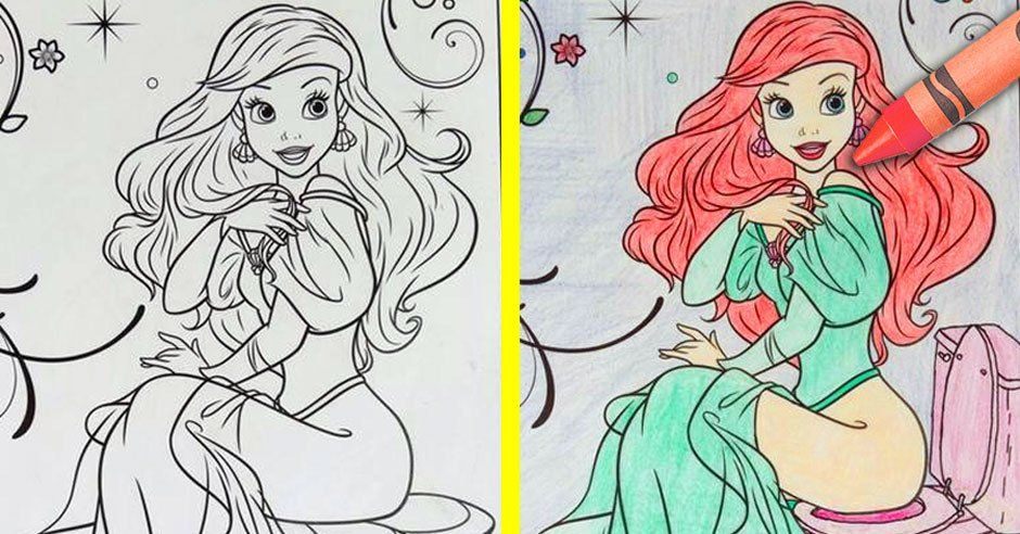 15 Coloring Book Artists Who Went Way Outside The Lines ...