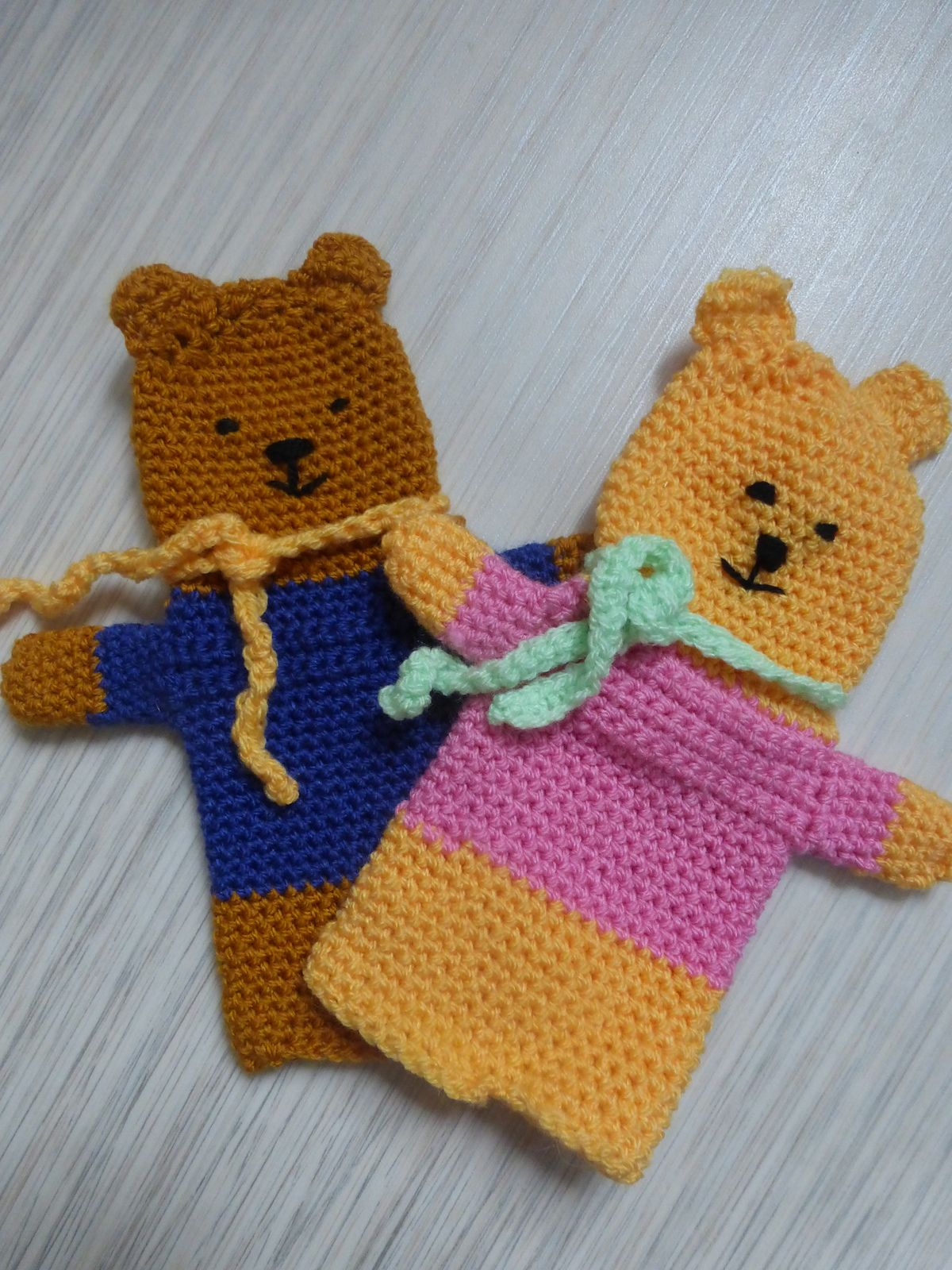 Charity Teddy By Bluebird And Daisy - Free Crochet Pattern ...